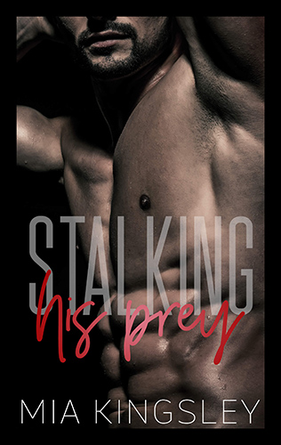 Cover zum Dark Romance E-Book Stalking His Prey
